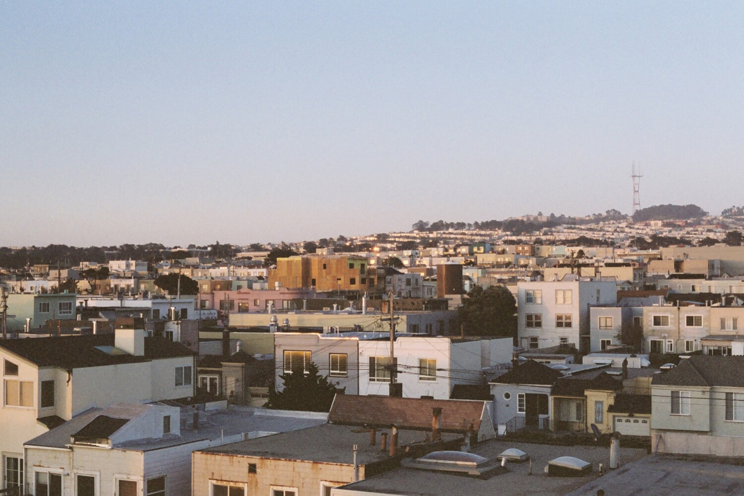 The Outer Sunset
