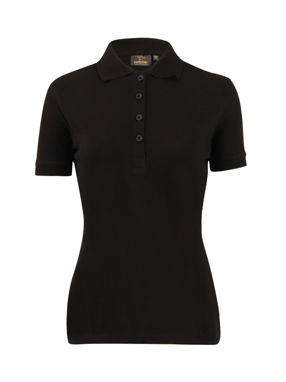 Classic women's piqué polo shirt Switcher Stacy