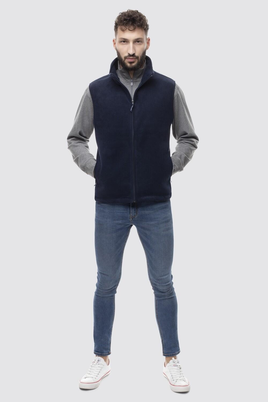 Switcher men's fleece vest, Cortina