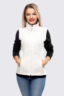 Switcher women's fleece vest