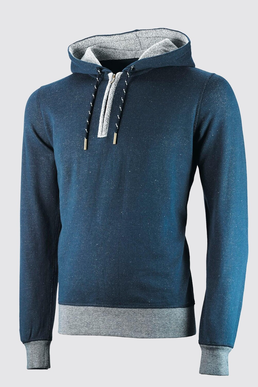 Switcher Hooded Sweatshirt with zip