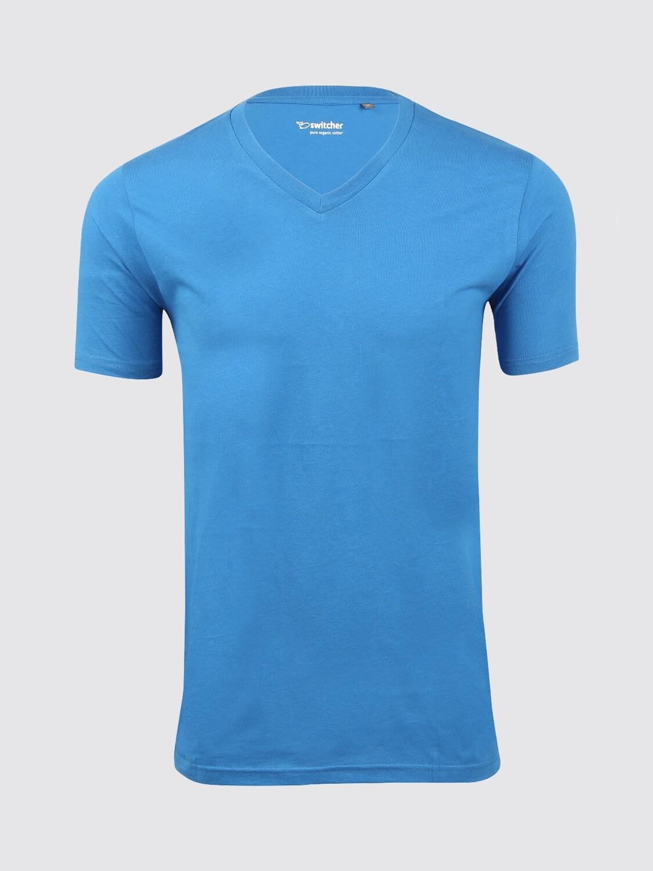 V-neck t-shirt Switcher GaiaV