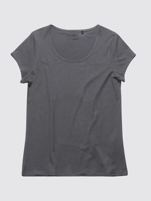 T-Shirt modal Switcher col rond Romina