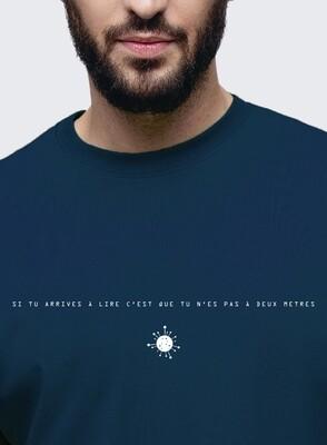 T-Shirt Virus Distance Français