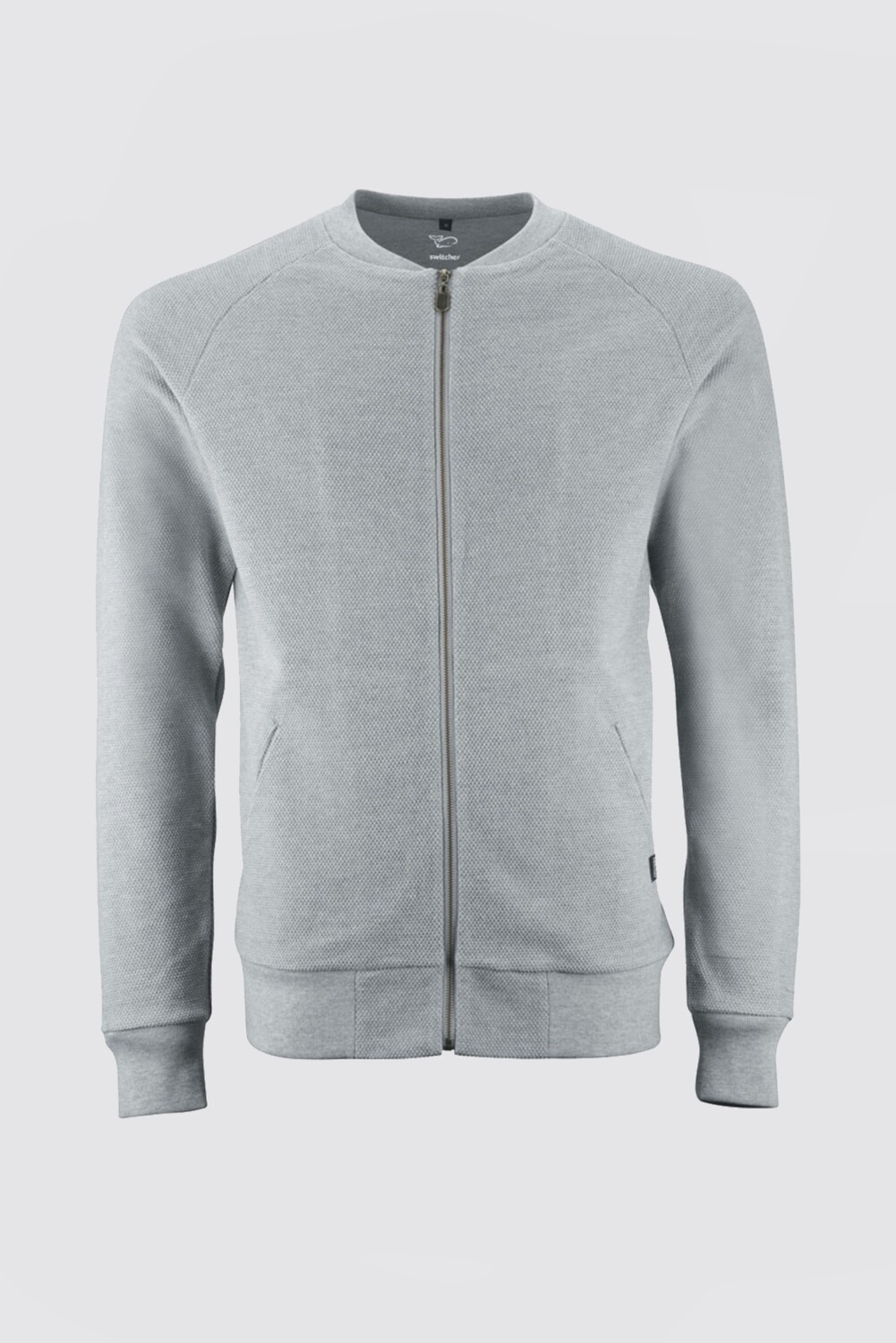 Switcher Honey Comb sweat jacket Milos