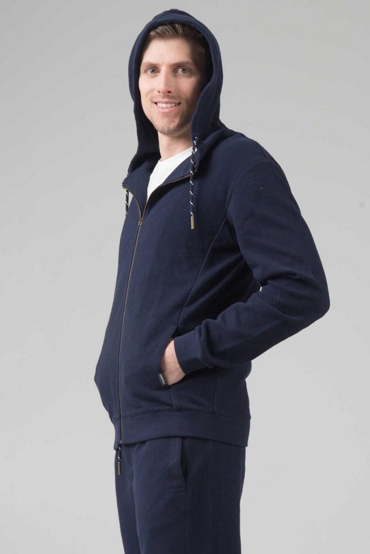 Switcher Honey Comb sweat jacket Nissiros