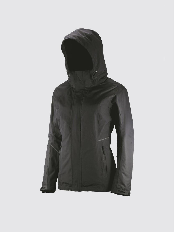 Waterproof, breathable women Switcher 3 in 1 jacket Flix