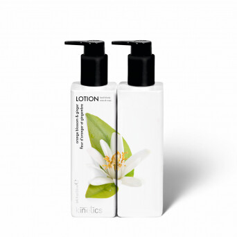 HAND AND BODY LOTION ORANGE BLOSSOM & GINGER LOTION