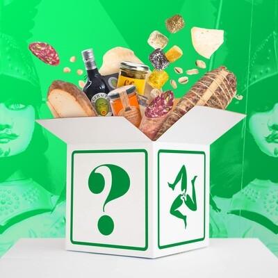 Rinaldo | Food Box Formaggi, Salumi, Miele, Olio, Legumi, Conserve