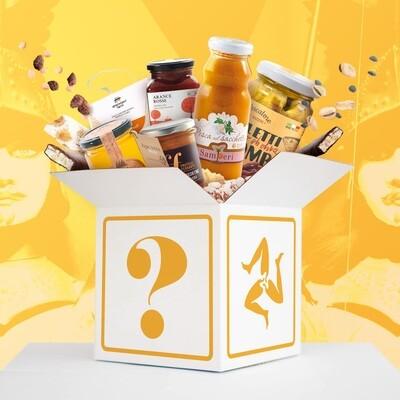 Rodomonte | Food Box Ittico, Miele, Olio, Legumi, Conserve