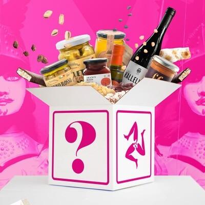 Medoro | Food Box Ittico, Miele, Olio, Vino, Legumi, Conserve