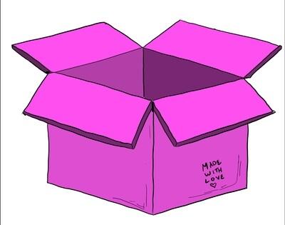 Vegan Blossom Box