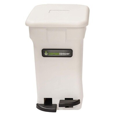 CompoKeeper Kitchen Compost Bin 20% OFF THIS WEEK! NOW ONLY $29.99