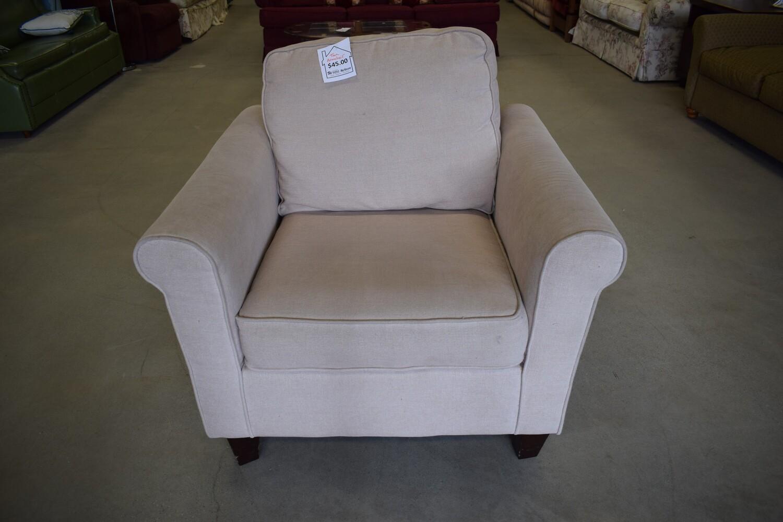 Tan Armchair (B)