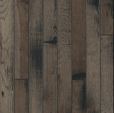 Bruce America's Best Choice 3.25-in Shady Grove Hickory Solid Hardwood Flooring (22-sq ft)