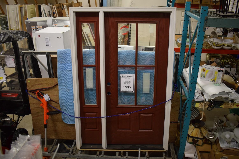 Masonite Entry Door
