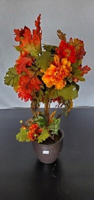 Small faux plant decoration