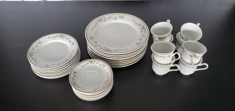 Bellegarden Porcelain China