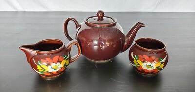 3-Piece Tea Set