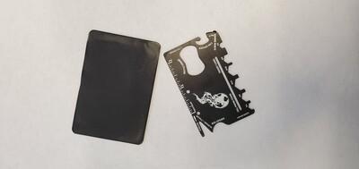 Credit Card Multi-Tool