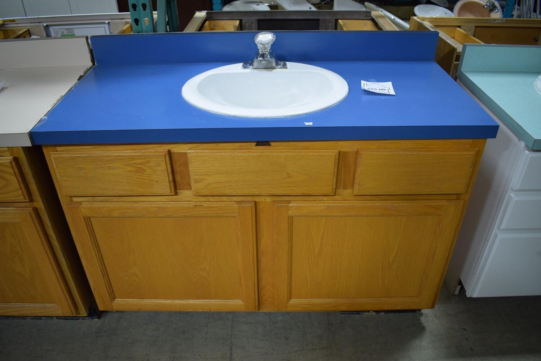 "48"" Vanity with Sink"