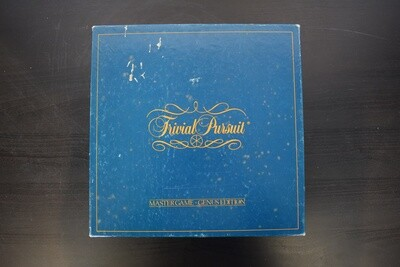 Trivial Pursuit Mastergame - Genus Edition