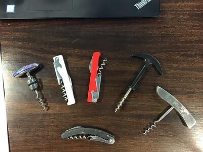 Cork screws