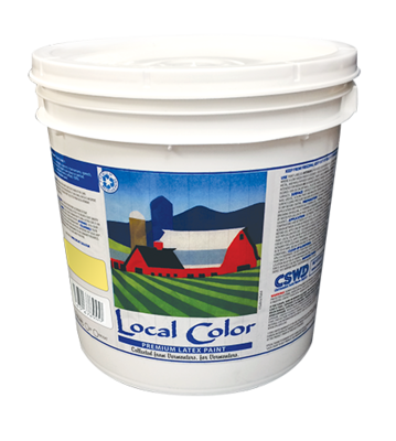 Local Color Paint*Price Includes VT Paintcare Fee*