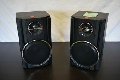 Sharp Speaker Set