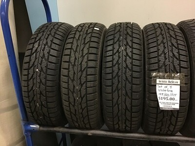Winterforce Winter Tires 185/60/r15