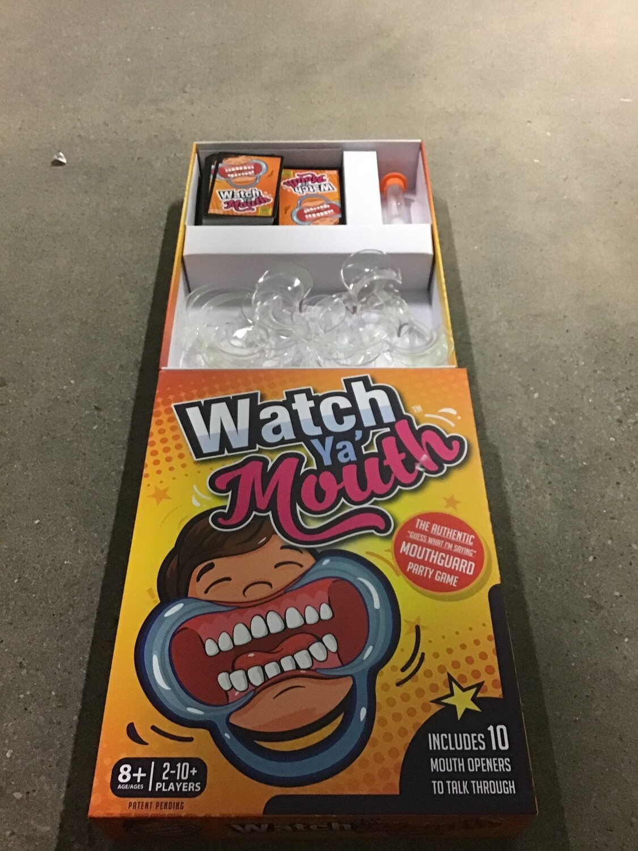 Watch Yo Mouth Game