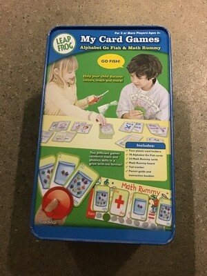 My card Games for kids