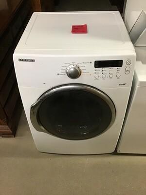 Samsung Gas Dryer with Steam
