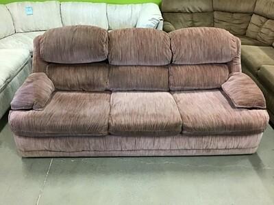 Pink Flexsteel Couch
