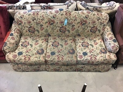 Floral Norwalk Couch