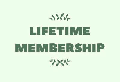 Lifetime Individual Membership