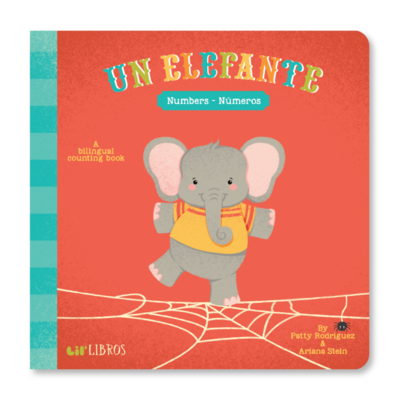 Un Elefante - Numeros