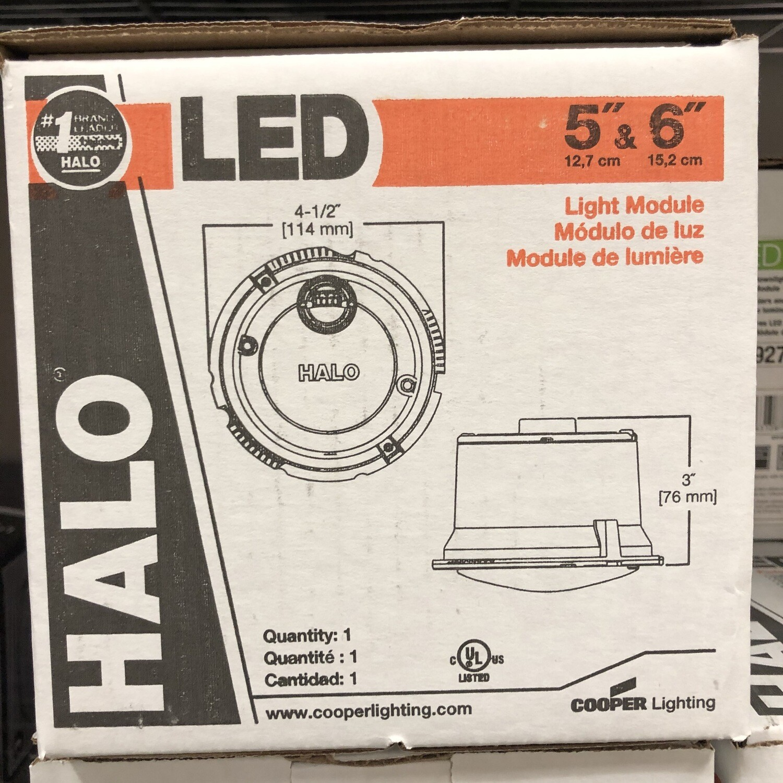 Halo Series Recessed Light Fixture