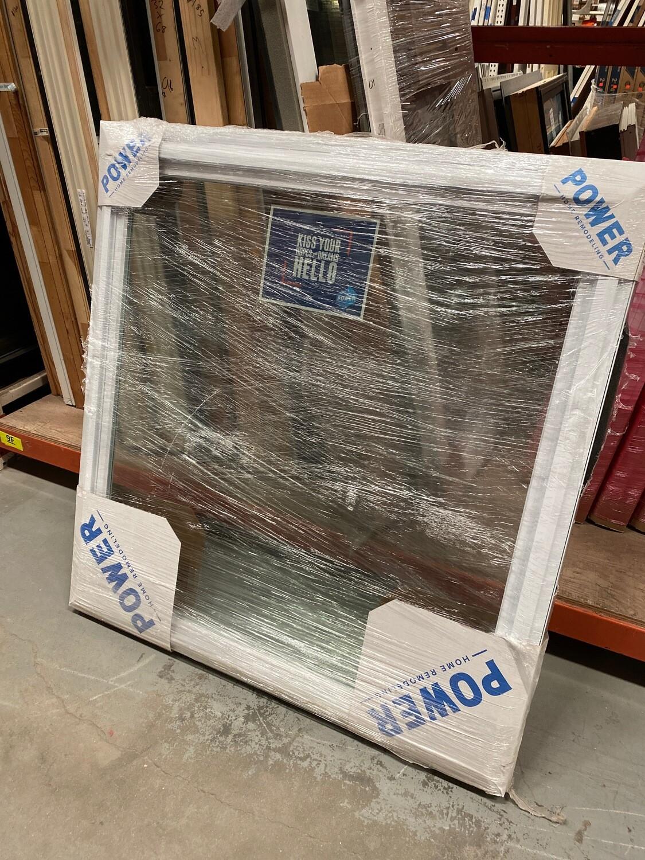 White Power Home Improvement Windows