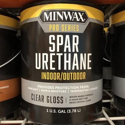 Minwax Pro Series Spar Urethane Indoor/Outdoor