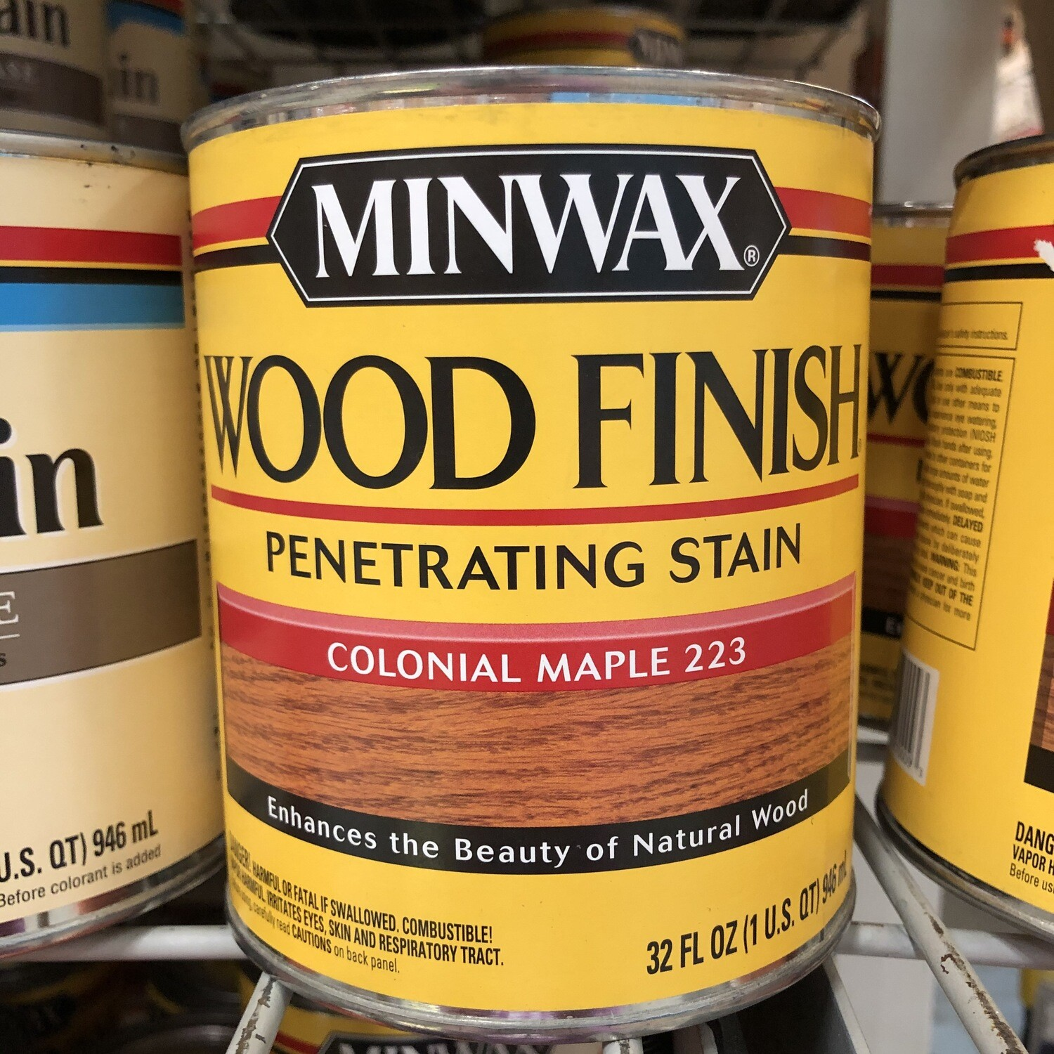 Minwax Wood Finish Stain (color options)