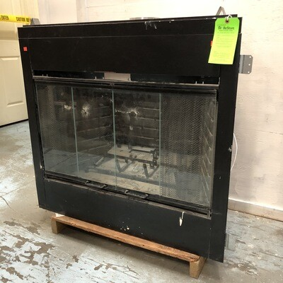Hearth & Home Gas Fireplace