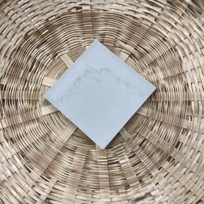 """Mosaic del Sur Very Light Gray 4"""" x 4"""" Cement Tile"""