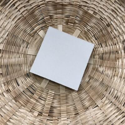 """Mosaic del Sur White 4"""" x 4"""" Cement Tile"""