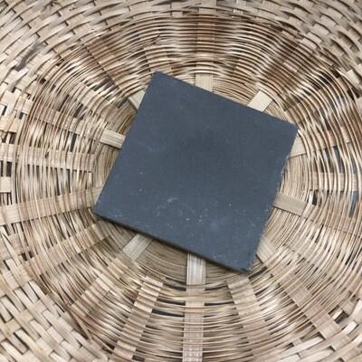 """Mosaic del Sur Steel Gray 4"""" x 4"""" Cement Tile"""