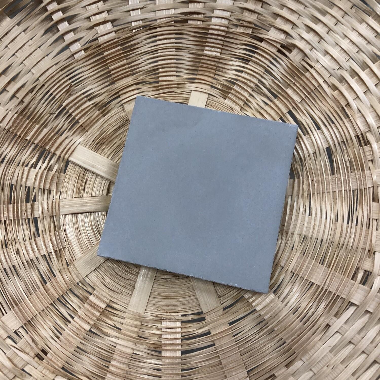 """Mosaic del Sur Light Gray 4"""" x 4"""" Cement Tile"""