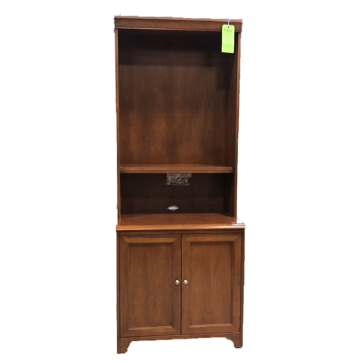 Ethan Allen Cabinet with Shelf