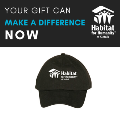 Baseball Cap - $15 donation