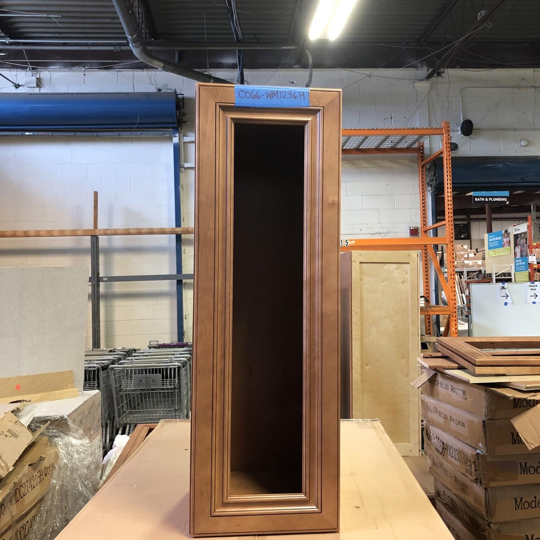 J&K upper cabinet 12x36