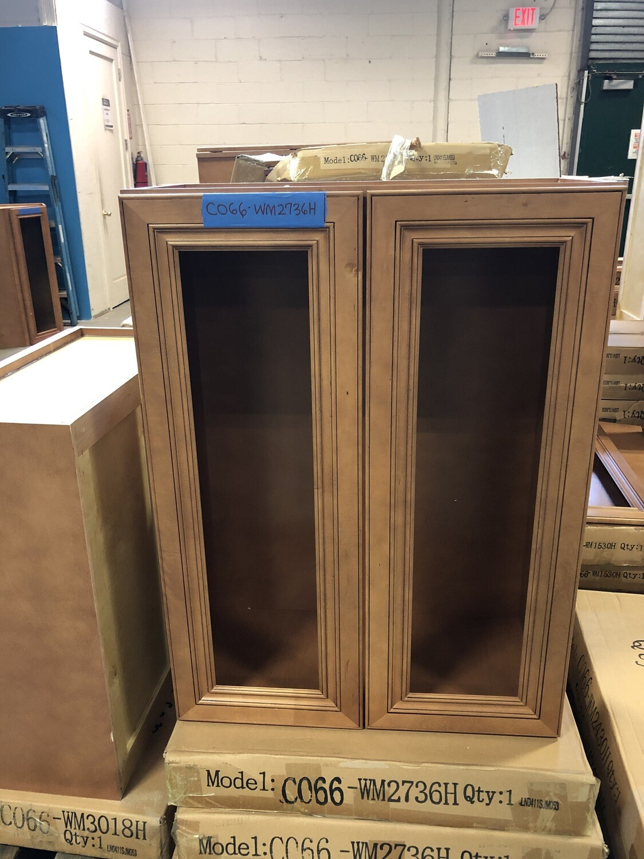J&K upper cabinet 21x30